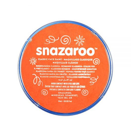 Snazaroo Face Paint, Orange