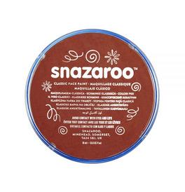 Snazaroo Face Paint, Rust brown