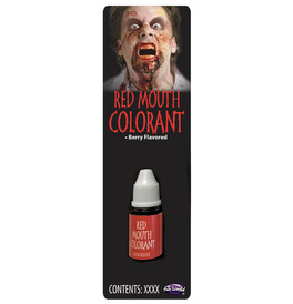 Mouth Colorant, Red