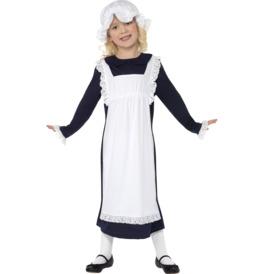 Smiffys Victorian Poor Girl Costume