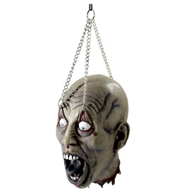 Dismembered Head Hanging Decoration