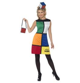 Smiffys Rubik's Cube Costume