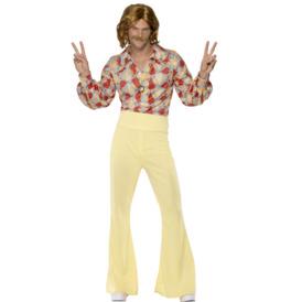 Smiffys 1960s Groovy Guy Costume