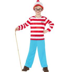 Where's Wally? Costume