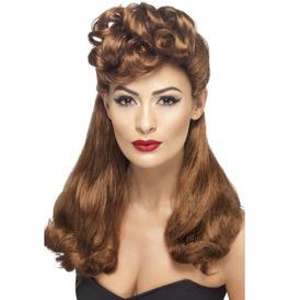 Smiffys 40s Vintage Wig