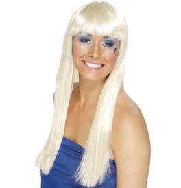 Smiffys Dancing Queen Blonde Wig