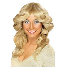Smiffys 70s Flick Wig