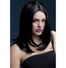 Fever Sophia Wig, Black