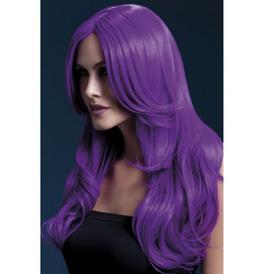 Fever Khloe Wig, Neon Purple