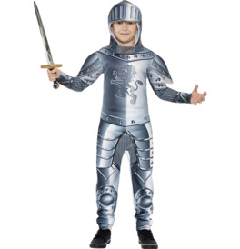 Smiffys Deluxe Armoured Knight Costume
