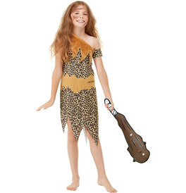 Horrible Histories Cave Costume
