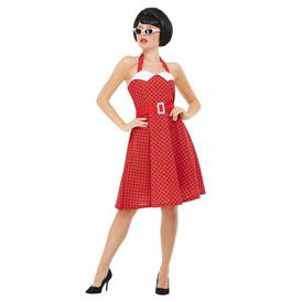 Smiffys 50s Rockabilly Pin Up Costume