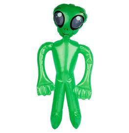 Inflatable Alien, Green