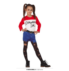 Crazy Dangerous Girl Costume