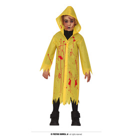Bloody Raincoat Costume