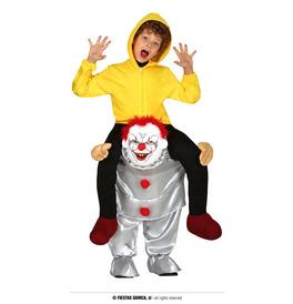 Let Me Go Clown Piggyback Costume