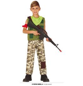 Gamer Mercenary Costume