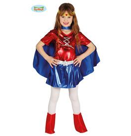 Girls Superhero Costume