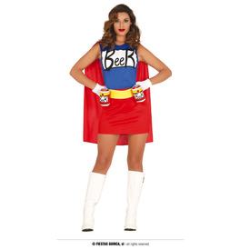 Beerwoman Costume