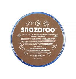 Snazaroo Face Paint, Beige Brown