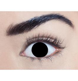 Mesmereyez Blind Black Contact Lenses