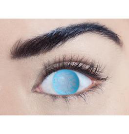 Mesmereyez Blind Lightning Contact Lenses
