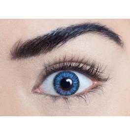 Mesmereyez Blue Contact Lenses