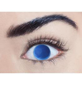 Mesmereyez Blind Blue Contact Lenses