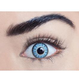 Mesmereyez Crystal Blue Contact Lenses