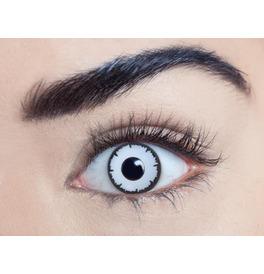 Mesmereyez Dead White Contact Lenses
