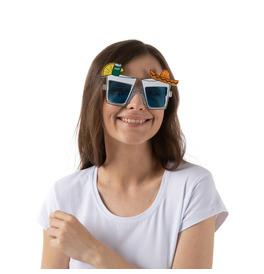 Mexican Sunglasses, Blue