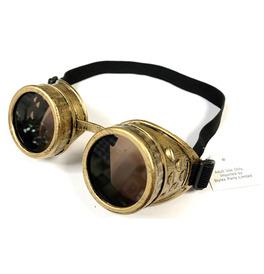 Steampunk Gold Goggles