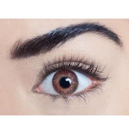 Mesmereyez Golden Brown Contact Lenses