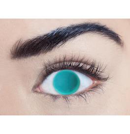 Mesmereyez Blind Green Contact Lenses