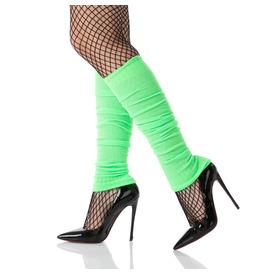 Leg Warmers, Green