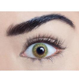 Mesmereyez Lime Green Contact Lenses