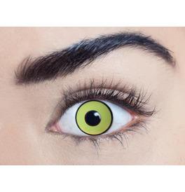 Mesmereyez Mal Chick Yellow Contact Lenses