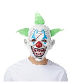 Killer Clown Latex Mask