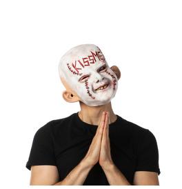 Kiss Me Evil Latex Mask