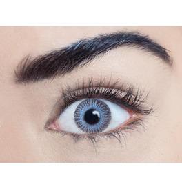 Mesmereyez Platinum Aqua Contact Lenses