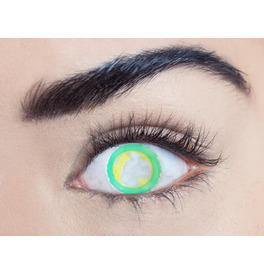 Mesmereyez Blind Rage Contact Lenses