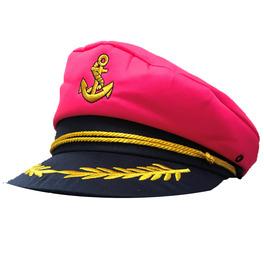 Captain Sailor Hat, Pink