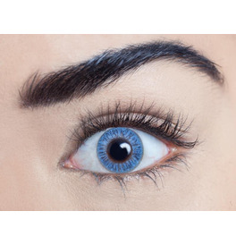 Mesmereyez Sapphire Blue Contact Lenses