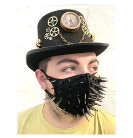 Steampunk Spike Mask