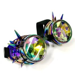Steampunk Goggles, Rainbow
