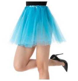 Stylex Party TUTU Skirt, Baby Blue