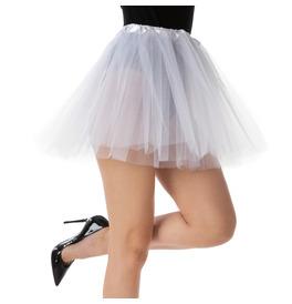 Stylex Party TUTU Skirt, White
