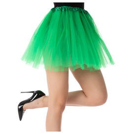 Stylex Party TUTU Skirt, Dark Green