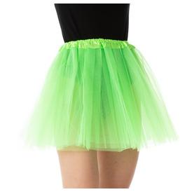 Stylex Party TUTU Skirt, Neon Green