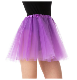 Stylex Party TUTU Skirt, Purple